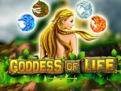 Goddess of Life - Playtech