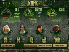 King Kong gokkast77.com GamesOS 2/5