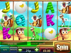 Golf n Monkeys - MultiSlot
