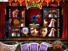 True Illusions gokkast77.com Betsoft 3/5