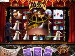 True Illusions gokkast77.com Betsoft 4/5