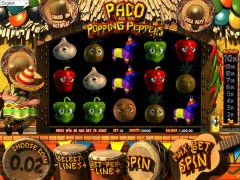 Paco and the Popping Peppers gokkast77.com Betsoft 2/5