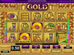 Gold - Microgaming