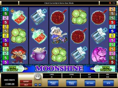 Moonshine - Microgaming