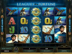 Leagues Of Fortune - Microgaming