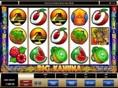 Big Kahuna - Microgaming