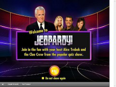 Jeopardy - IGT Interactive