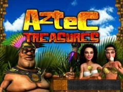 Aztec Treasures 3D - Novomatic