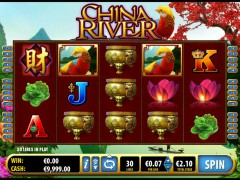 China River - Bally