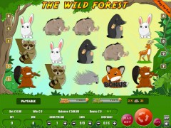 The Wild Forest 9 Lines - Wirex Games