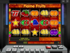 Flame Fruits - Novoline
