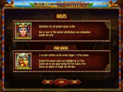 Riches of Cleopatra gokkast77.com Greentube 3/5