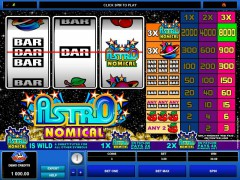 Astronomical - Microgaming