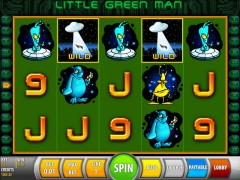 Little Green Man - SGS Universal