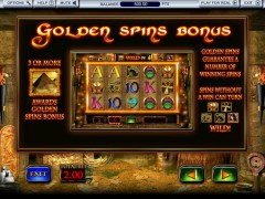 Egyptian Goddess gokkast77.com Blueprint Gaming 3/5