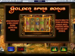 Egyptian Goddess gokkast77.com Blueprint Gaming 4/5