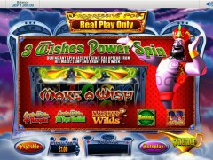 Genie Jackpots - Blueprint Gaming