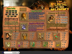 Purse of the Mummy gokkast77.com Saucify 2/5