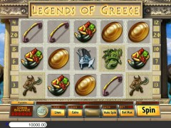 Legends of Greece - Saucify