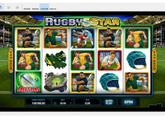Rugby Star - IGT Interactive
