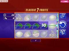 Classic7Fruits gokkast77.com MrSlotty 2/5