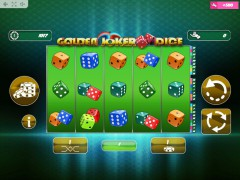 Golden Joker Dice gokkast77.com MrSlotty 1/5
