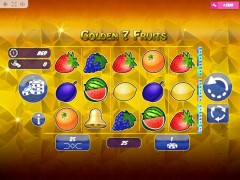 Golden7Fruits gokkast77.com MrSlotty 1/5