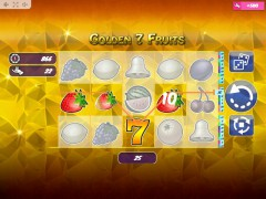 Golden7Fruits gokkast77.com MrSlotty 2/5