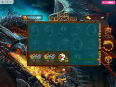 Super Dragons Fire gokkast77.com MrSlotty 2/5