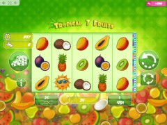 Tropical7Fruits gokkast77.com MrSlotty 1/5