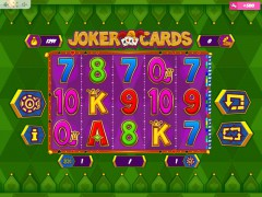 Joker Cards gokkast77.com MrSlotty 1/5