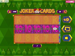 Joker Cards gokkast77.com MrSlotty 2/5