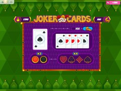 Joker Cards gokkast77.com MrSlotty 3/5