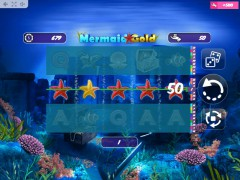 Mermaid Gold gokkast77.com MrSlotty 2/5