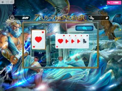 Zeus the Thunderer gokkast77.com MrSlotty 3/5