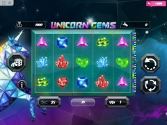 Unicorn Gems gokkast77.com MrSlotty 1/5
