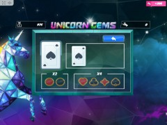 Unicorn Gems gokkast77.com MrSlotty 5/5